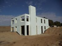 Insulated Concrete Forms - installed by LOCKINGTON
