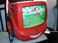 Lightning McQueen tv+DVD