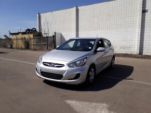 2014 Hyundai Accent GLS *** BAD CREDIT ***