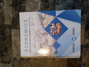 Economics 9th Canada in the global environment
