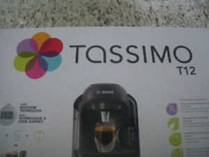 Bosch Tassimo T12 Coffee Maker