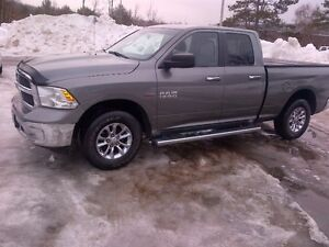 "2013 Ram 1500 SLT Quad Cab 4x4, 5.7L Hemi engine, 6' 5"" Box"