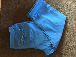 Women's size 18/20 capris and shorts- 4 pairs for $20