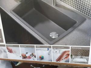 New Granite-composite Kitchen Sink