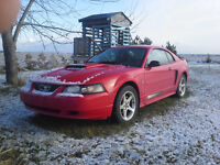 2003 Ford Mustang poner Coupé (2 portes)