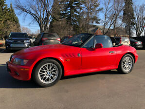1996 BMW Z3 Roadster - low mileage