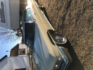 SUPER RARE 1973 CADILLAC SEDAN DEVILLE SUMMER READY