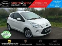 2014 FORD KA 1.2 Zetec 3dr [Start Stop] for sale  Bath, Somerset