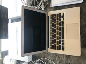 Used 2015 Apple Macbook Air For Sale Great Condition.