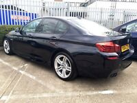 BMW 520d M Sport Auto, fully loaded 2014 (64) facelift