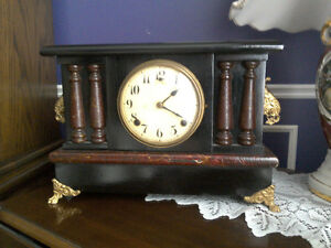 Great Old Mantel Clock