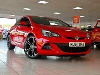2017 Vauxhall Astra 1.4 GTC Limited Edition Turbo 3DR Hatch Petrol Hatch Petrol
