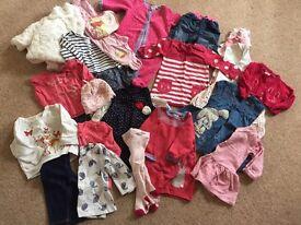 Baby 3-6 months clothes bundle