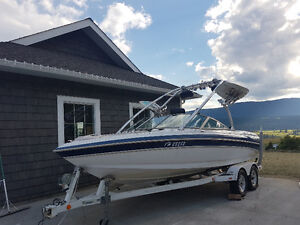 BEAUTIFUL Mastercraft 21' Maristar