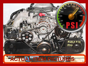 DM SUBARU LEGACY, FORESTER, IMPREZA EJ20 2.0L SOHC ENGINE 02-05