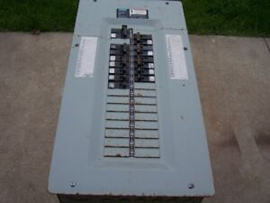 ELECTRICAL PANALS 100 AMP.  PHASE 1 OR 3, SWITCH BOX