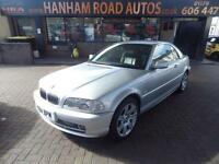 Bmw 3 Series 3.0 330Ci Convertible