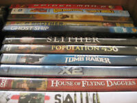 81 DVD's Personal Collection (no burns) All Original