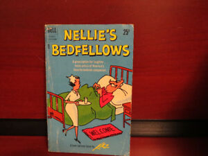 Nellie's Bedfellows: A cartoon book – 1960