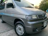 MAZDA BONGO AFT 2.5TD TOP QUALITY FULL SIDE CONVERSION 94K TOP SPEC EXAMPLE