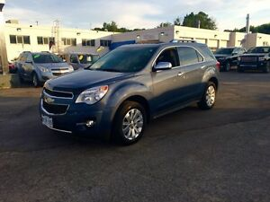Nicely equipped 2012 Chevy Equinox LT