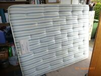 King Size mattress in v.g. condition