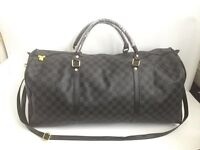 Louis Vuitton duffle holiday gym bags
