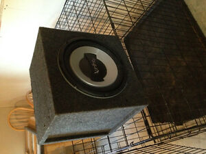 """10"""" infinity subwoofer"""