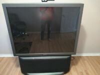 """Sony 52"""" Projection TV"""