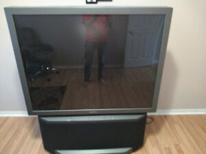 "Sony 52"" Projection TV"