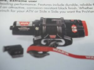 KNAPPS YAMAHA has Lowest price on WARN WINCHES !!!