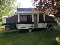 2011 Palomino 12 ft Tent Trailer for Sale