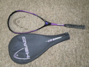 Head Comp Squash Racket
