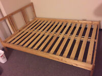 Full size bedstead