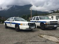 Security & Protection Services Officer in Hope BC