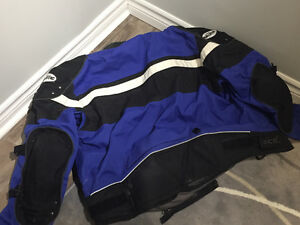XL Joe Jocket Jacket Motorcycle, other gear available as well