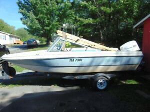 1989 Peterborough Boat