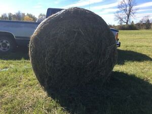Round bales of hay 2nd and 3rd cut this years 4x4