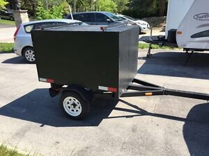 Small cargo utility / moving trailer