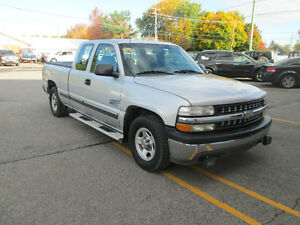 2001 Chevrolet Silverado 1500 Pick-up