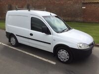 SELF CONTAINED STARTER MOBILE VALETING VAN