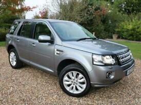 image for 2013 Land Rover Freelander 2 SD4 HSE Auto Estate Diesel Automatic