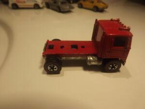 Hot Wheels 1973 Redline semi truck