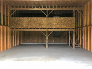 Agricultural and Landscaping Storage