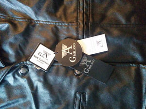Armani leather jackets for sale, amazing quality!!