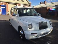 London taxi TX2 2006 06- cheaper road tax model