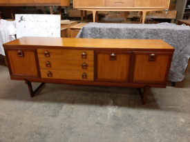 Lovely Retro Teak Sideboard Great Condition Delivery Available Nationw