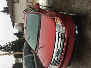 2008 Ford Edge Limited SUV, Crossover