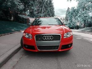 2007 Audi S4 4.2L V8 AWD Quattro