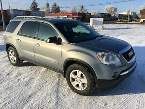 2008 GMC Acadia SLE - GREAT FAMILY VEHICLE